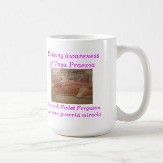 ハナ-特大のマグ コーヒーマグカップ