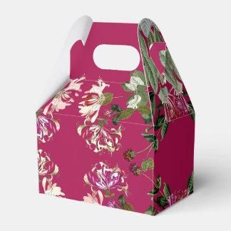 ハニーサックルの花園の花の好意箱 フェイバーボックス
