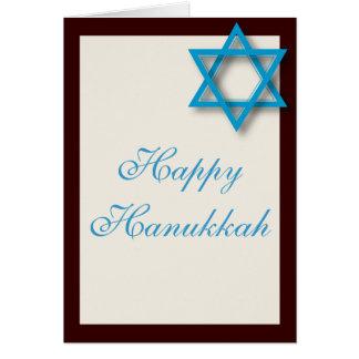 ハヌカーHanukahのハヌカー(ユダヤ教の祭り) カード