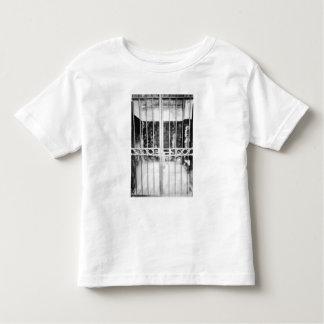 ハノイベトナム、ハノイHiltonの刑務所の独房の詳細 トドラーTシャツ