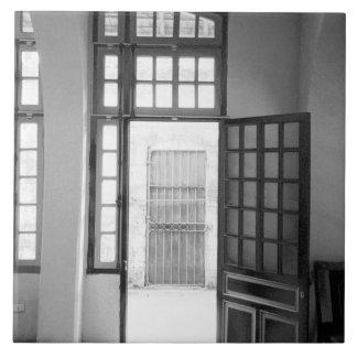ハノイベトナム、中のハノイHiltonの刑務所 正方形タイル大