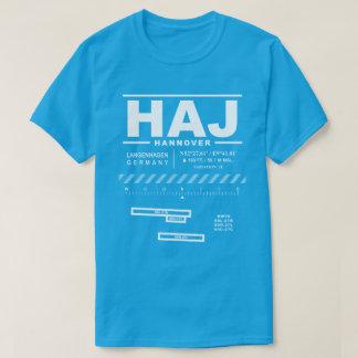 ハノーバー空港HAJ Tシャツ