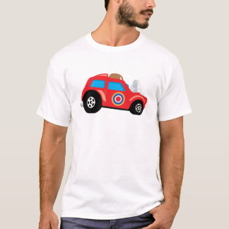 ハハの小型Tシャツ Tシャツ