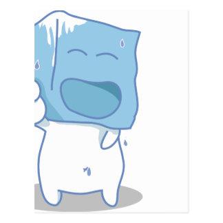 ハハの角氷 ポストカード