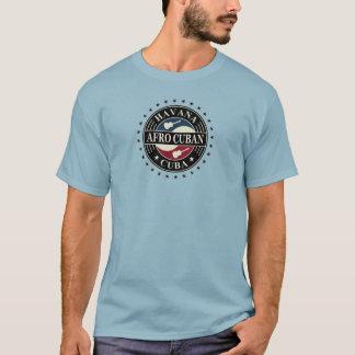 ハバナのアフロのキューバ音楽キューバ Tシャツ