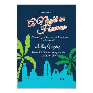 ハバナの夜 カード