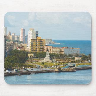 ハバナの水辺地帯、キューバ マウスパッド
