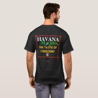 ハバナMOJITO自由の好み! ワイシャツ Tシャツ