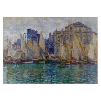 ハバー博物館のクロード・モネの絵画 カッティングボード