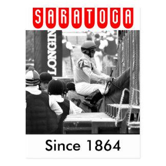 """ハビエルCastellano """"Saratogaの一流のライダー"""" ポストカード"""
