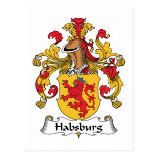 ハプスブルクの家紋 ポストカード