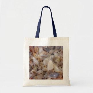 ハマグリのバッグ トートバッグ