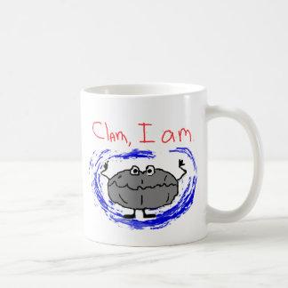ハマグリのマグ コーヒーマグカップ