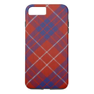 ハミルトンタータンチェックのiPhone 7のプラスの堅い場合 iPhone 8 Plus/7 Plusケース