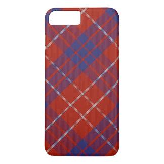 ハミルトンタータンチェックのiPhone 7のプラスの場合 iPhone 8 Plus/7 Plusケース