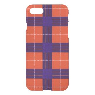 ハミルトン一族の格子縞のスコットランド人のタータンチェック iPhone 8/7 ケース