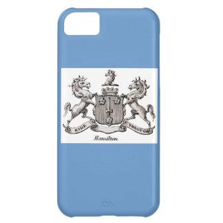 ハミルトン家紋 iPhone5Cケース