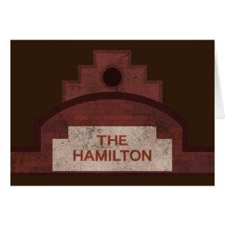 ハミルトン建物 カード