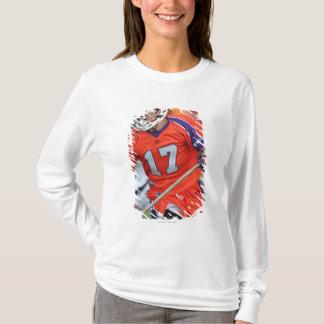 ハミルトン、カナダ5月19日:  Brodie Merrill #17 6 Tシャツ