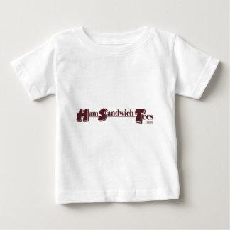 ハムサンドイッチのティー ベビーTシャツ