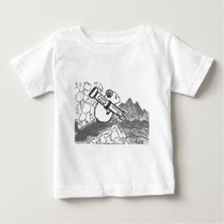 ハムスターそして大量破壊兵器 ベビーTシャツ