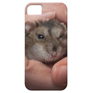 ハムスターのまばたきのiPhone 5の場合 iPhone SE/5/5s ケース