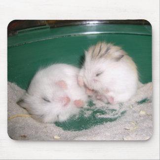 ハムスターのベビー(mousepad) マウスパッド