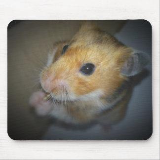 ハムスターのマットのマウスパッド マウスパッド