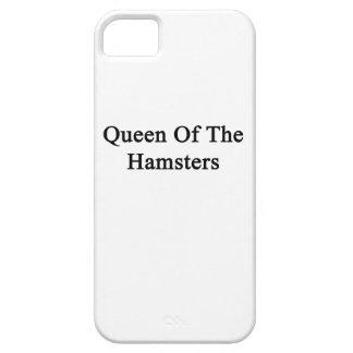 ハムスターの女王 iPhone SE/5/5s ケース
