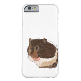 ハムスターの電話箱、ハムスターの絵 BARELY THERE iPhone 6 ケース