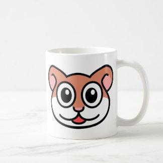 ハムスター コーヒーマグカップ