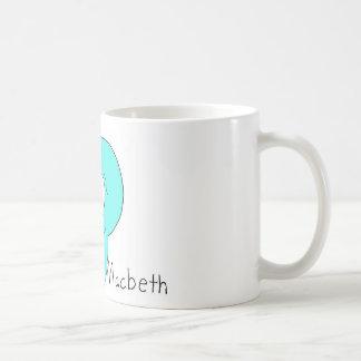 ハムレットマクベス コーヒーマグカップ