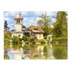 ハムレット、バーセイルズ、フランスの郵便はがき女王の ポストカード