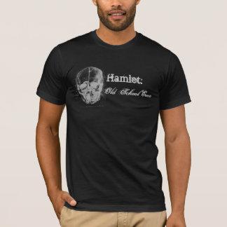ハムレット: 古い学校Emo Tシャツ