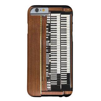 ハモンドオルガンのiPhone6ケース Barely There iPhone 6 ケース