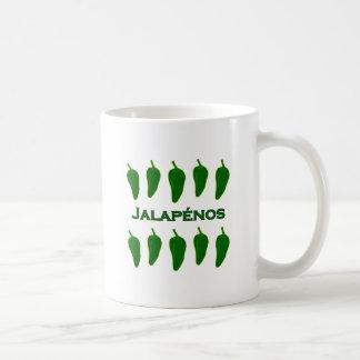 ハラペーニョはふりかけます(タイトルを付けられて) コーヒーマグカップ