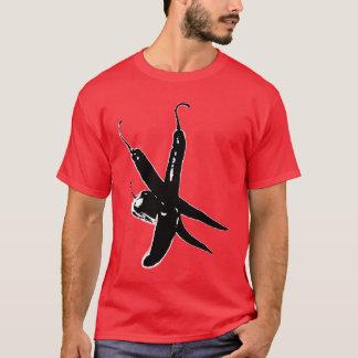 ハラペーニョ2 b w tシャツ