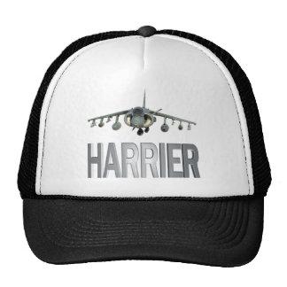 ハリアーの帽子 トラッカーキャップ