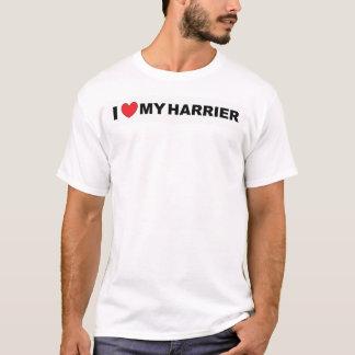 ハリアー愛 Tシャツ