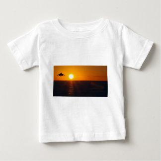 """""""ハリアー日の出"""" ベビーTシャツ"""
