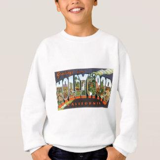 ハリウッドからの挨拶! スウェットシャツ