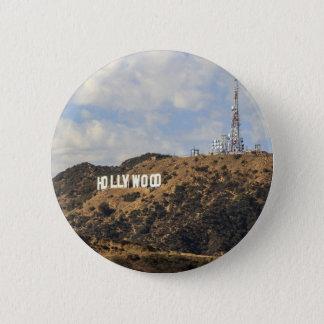 ハリウッドのクラシックな印 5.7CM 丸型バッジ