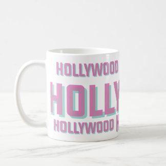 ハリウッドのマグ コーヒーマグカップ