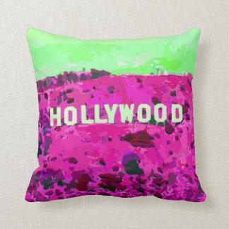 ハリウッドの印ロサンゼルスカリフォルニア クッション