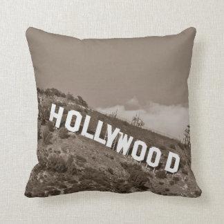 ハリウッドの印 クッション