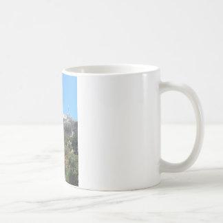 ハリウッドの印 コーヒーマグカップ