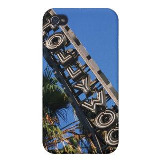 ハリウッドの印、ロサンゼルス、カリフォルニア iPhone 4/4S CASE