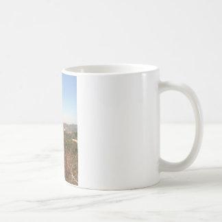 ハリウッドの景色 コーヒーマグカップ