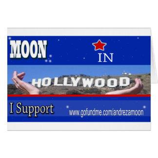 ハリウッドの月 カード