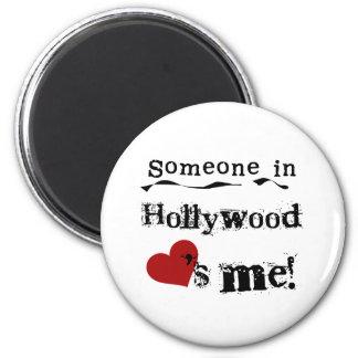 ハリウッドの誰か マグネット